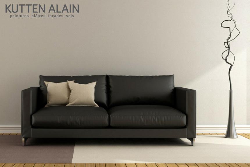 malervlies oder putz wohn design. Black Bedroom Furniture Sets. Home Design Ideas