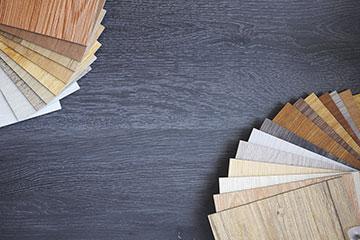 Moderner Designbelag in vielen Farben