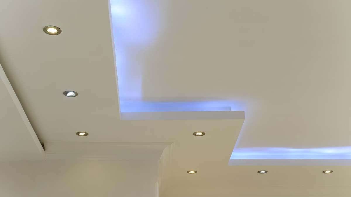 Indirekte Beleuchtung Trockenbau