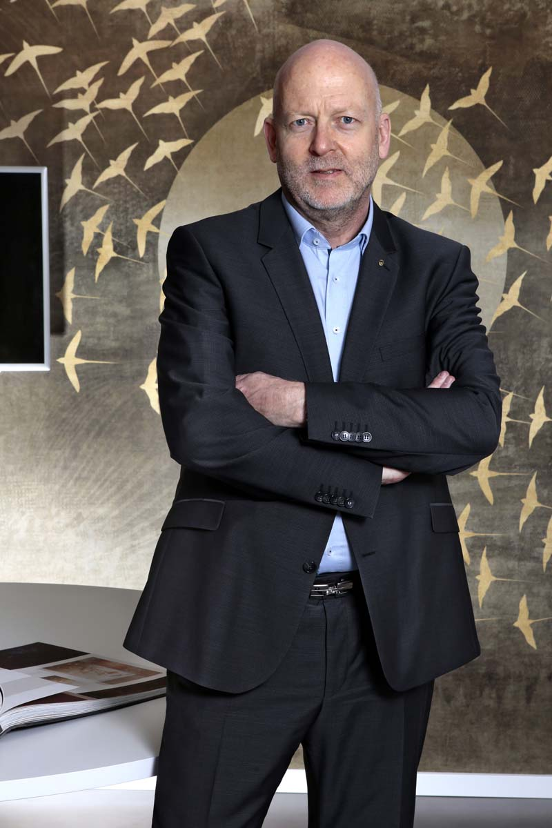 Alain Kutten maître-peintre
