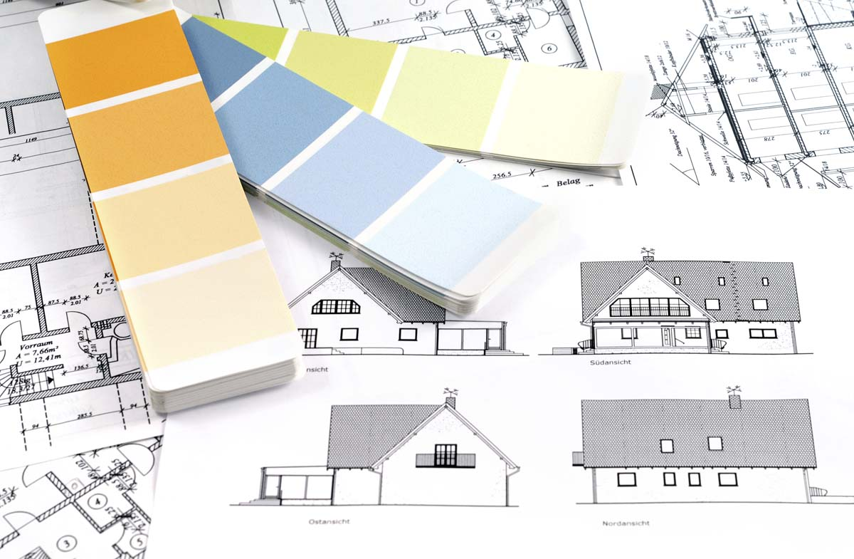 Choix couleurs façade