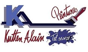 Erstes Logo der Firma Kutten Alain