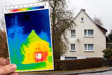 thermographie pour détecter les ponts thermiques